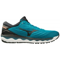 zapatillas wave sky 3 tecnología smooth ride y mizuno wave