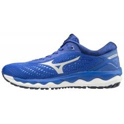 Mizuno Wave foam mujer, zapatillas para amortiguar al correr