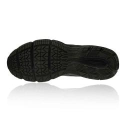 suela zapatillas mizuno ezrun negras para hombre