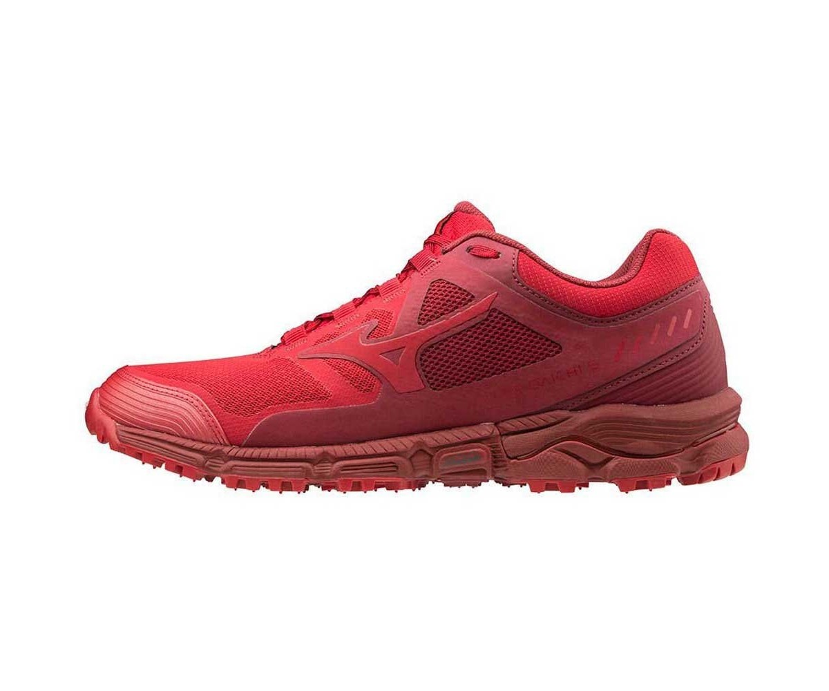 zapatillas mizuno wave daichi 5 rojas