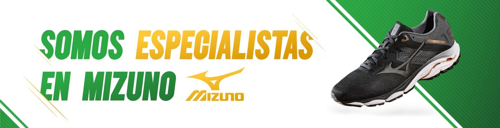 Tienda especialista Mizuno Canarias